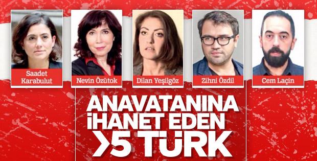 Five Turks