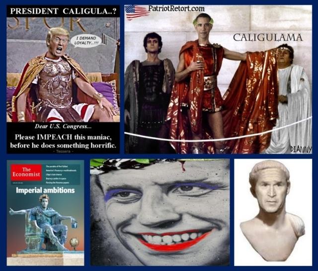 Caligula presidents